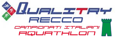 Starting List Recco Campionati Italiani Aquathlon
