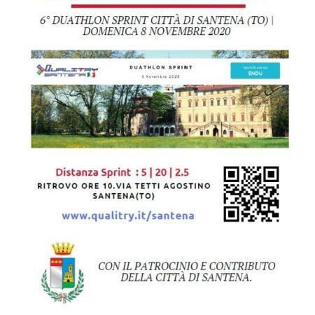 DUAL DUATHLON a Santena e a Pinerolo